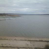 Большая Черниговка   Поляковское водохранилище 2016год, Большая Черниговка