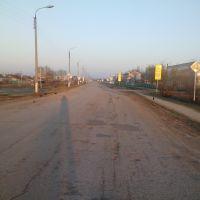 Большая Черниговка   улица Шоссейная, Большая Черниговка