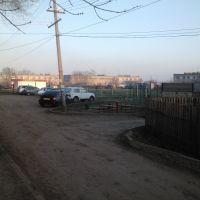 Большая Черниговка  поселок  Железнодорожников, Большая Черниговка