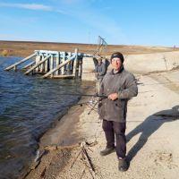Большая Черниговка  Поляковское водохранилище  На рыбалке, Большая Черниговка
