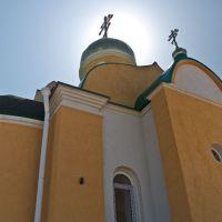Всесвятский храм. Новокуйбышевск, Новокуйбышевск