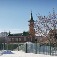 Мечеть. Новокуйбышевск, Новокуйбышевск