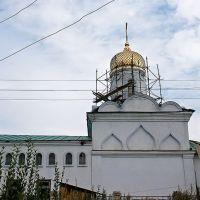 Смоленский храм, Октябрьск
