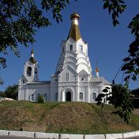 Вознесенский храм, Октябрьск