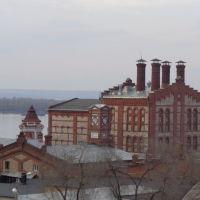 Пивоваренный завод, Самара
