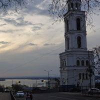 Спуск к Волге, Самара