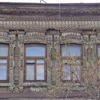 старинный домик, Самара
