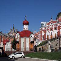 Иверский монастырь, Самара