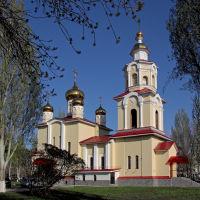Храм Жен Мироносиц, Самара