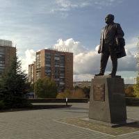 Памятник Д.И.Козлову, Самара