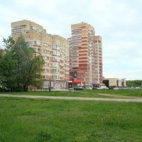 Архитектура на бульваре Ленина, Тольятти
