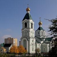 Храм в честь Святителя Тихона, Патриарха Московского и всея Руси, Тольятти