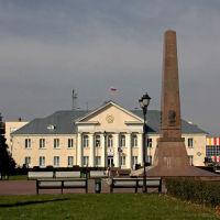 Обелиск Славы, Тольятти