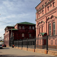 Казанский храм, Тольятти