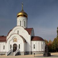 Храм Петра и Февроньи, Тольятти