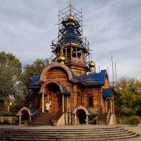 Успенский храм, Тольятти