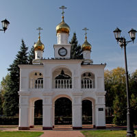 Звонница, Тольятти