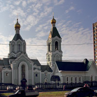 Тихоновский храм, Тольятти