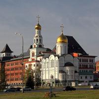 Поволжский православный институт имени святителя Алексия., Тольятти