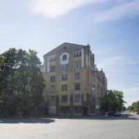 Дворец Пиетинена (дом АО «КОС»), Выборг