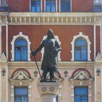 Памятник Торгильсу Кнутссону, Выборг