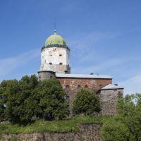 Башня святого Олафа, Выборг