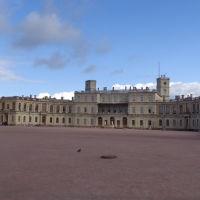 Дворец в Гатчине, Гатчина