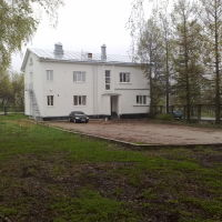 здание где когда то был детский сад, Приозерск