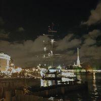Призрак, Санкт-Петербург