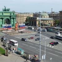 Площадь Стачек, Санкт-Петербург