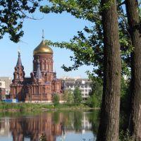 Церковь Богоявления Господня, Санкт-Петербург
