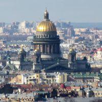 Исаакиевский собор (панорама), Санкт-Петербург