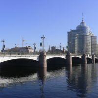 Сампсониевский мост, Санкт-Петербург
