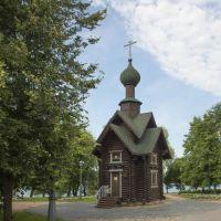 Мемориальная часовня св. Николая Чудотворца, Сестрорецк