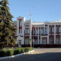 Вокзал, Аткарск