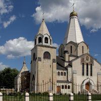 Троицы Живоначальной церковь., Балаково