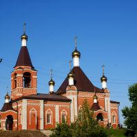 Владимирский женский монастырь., Вольск