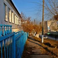 Ограда., Вольск