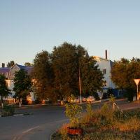 Раннее утро., Вольск