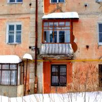 Балкон., Вольск
