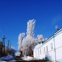Зима прощается с нами., Вольск