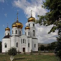 Троицкий храм., Ивантеевка