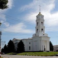Лютеранская церковь Святой Троицы, Маркс