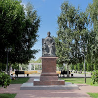 Екатерина II, Маркс