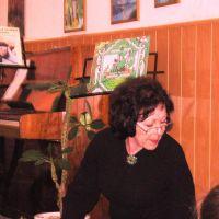 Мокроус. Светлана Панибратова - ведущий музыкант детской школы искусств. Фото 2016г., Мокроус