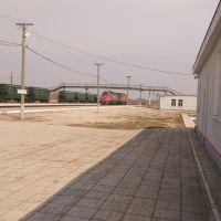 Железнодорожный вокзал Мокроус, Мокроус