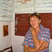 Детская школа искусств.- Преподаватель Панибратова Светлана Михайловна. Фото 2010г., Мокроус