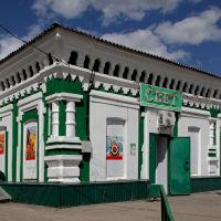 На улицах Петровска, Петровск