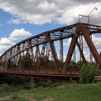 Мост - памятник промышленной архитектуры, Петровск