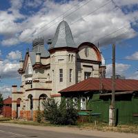 Особняк, Петровск